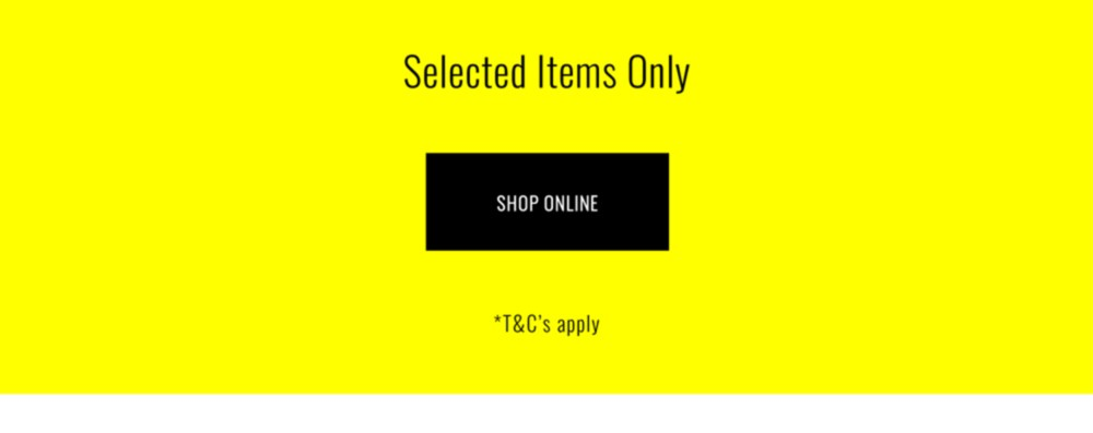 Shop Sale Further Markdowns
