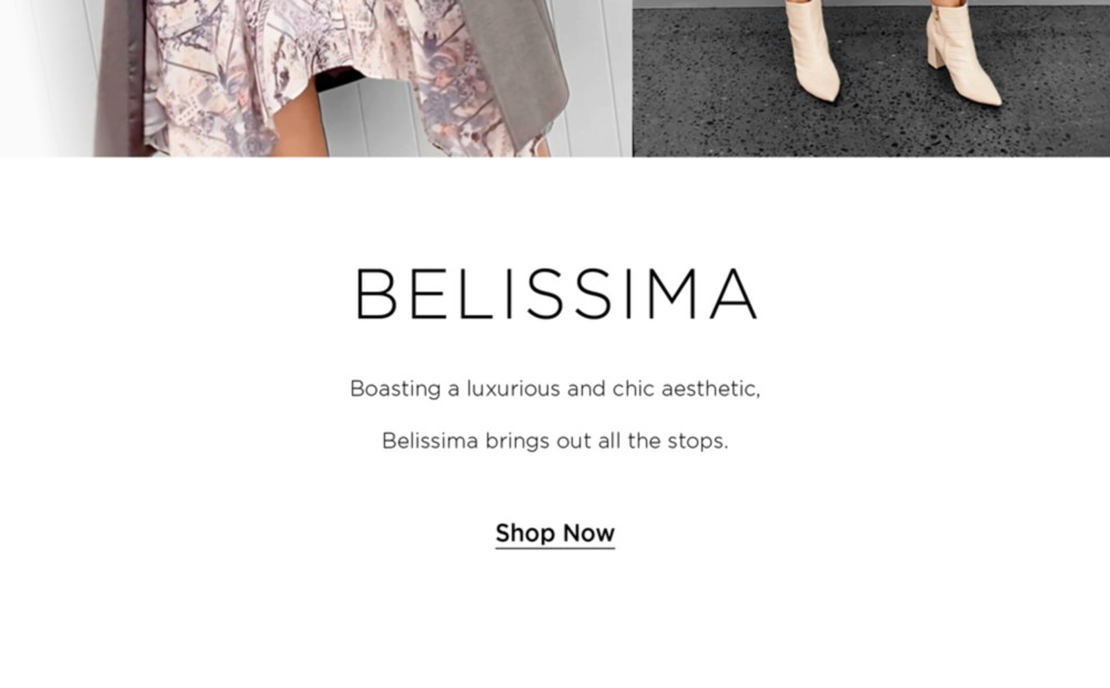 Shop City Chic Belissima Collection