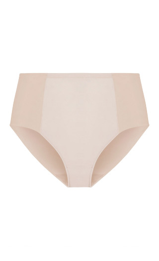 Smooth & Chic Control Short - latte