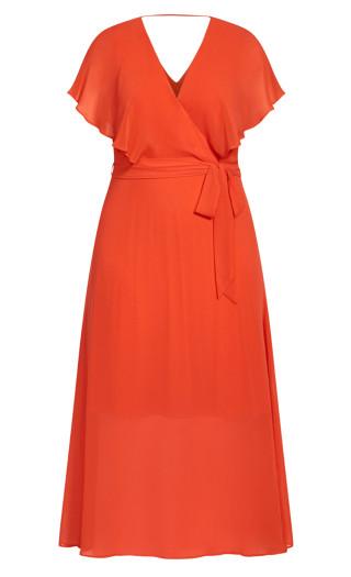 Softly Tied Dress - tigerlily