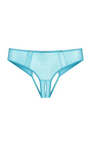 Maudie Shorty - turquoise
