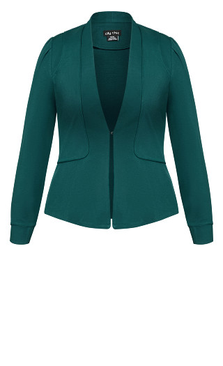 Piping Praise Jacket - alpine