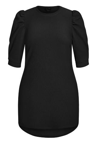 Impulse Vibes Dress - black