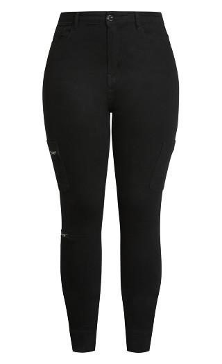 Underground Jean - black