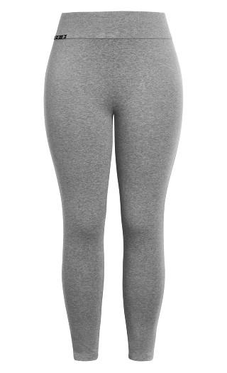CCX Full Length Legging - grey