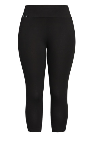 CCX 7/8 Legging - black