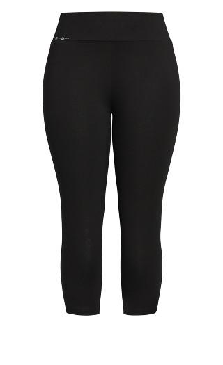 CCX 3/4 Legging - black