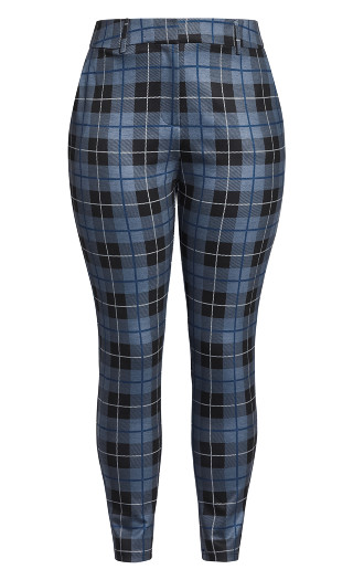 Check In Pant - blue