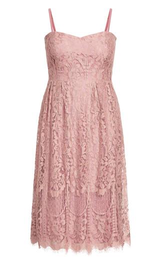 Sweetie Darling Dress - rose