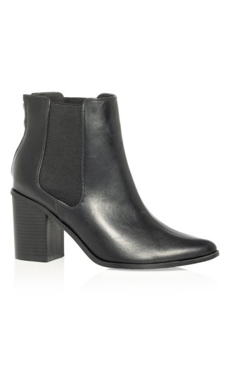Maddie Ankle Boot - black