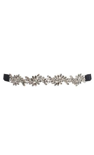 Luminosity Belt - silver