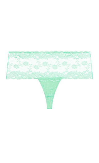 Zoey Thong - mint