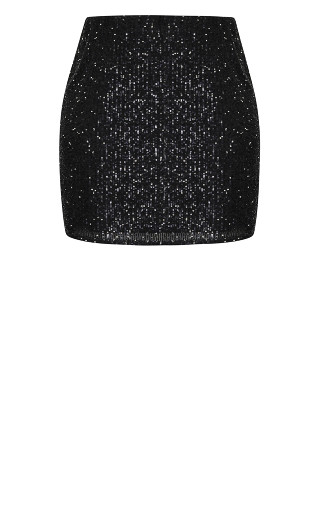 Razzle Skirt - black