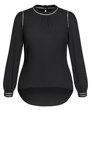 Kiss Me Quick Shirt - black