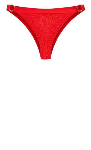 Vibeka Bikini Pant - tigerlily