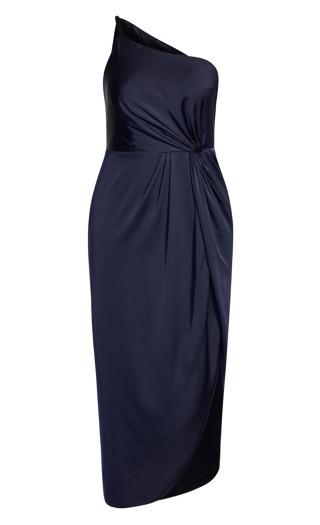 Sensual Dress - navy