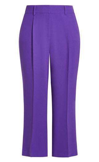 Magnetic Pant - royal purple
