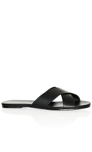 Aditi Slide - black