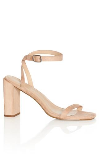 Antonella Heel - beige