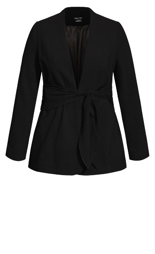 Elegance Jacket - black