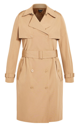 Utility Trench - taupe
