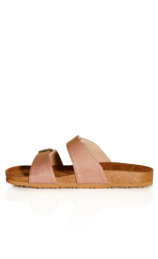 Nelly Sandal - soft pink