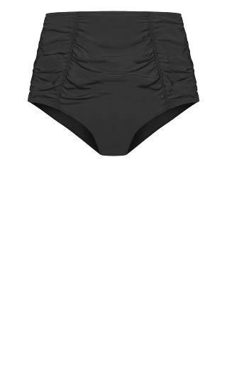 Azores Bikini Brief - black