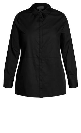 Classic Shirt - black