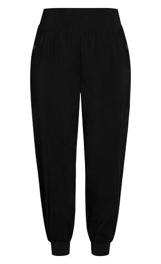 Utility Pockets Pant - black