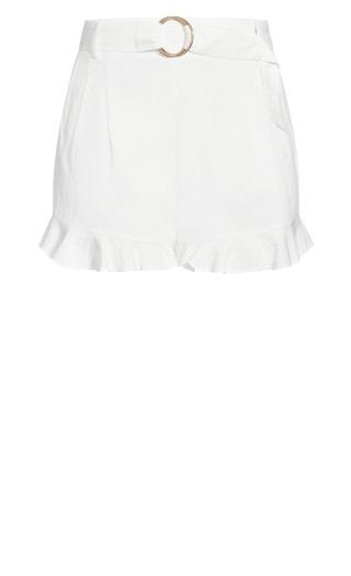 Fresh Spirit Short - ivory