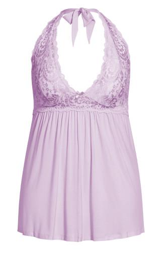 Soft & Comfy Babydoll - lilac