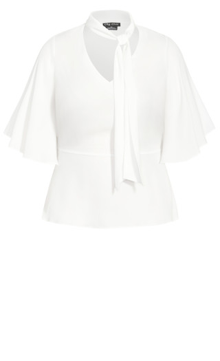 Decor Shirt - ivory