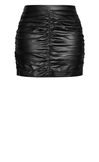 Dare Mini Skirt - black