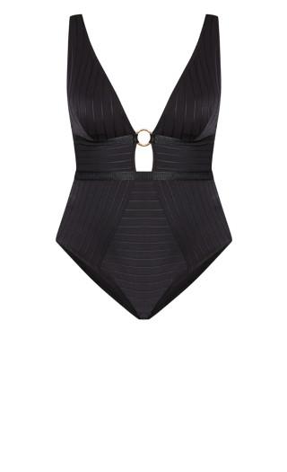 Martinique 1 Piece - black