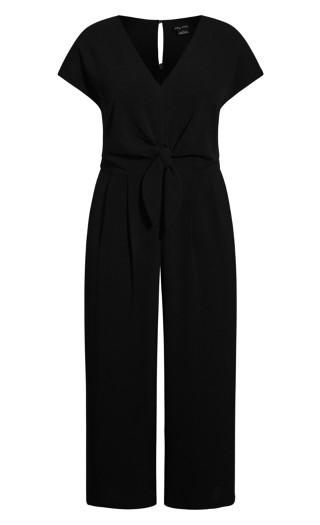 Dash Jumpsuit - black
