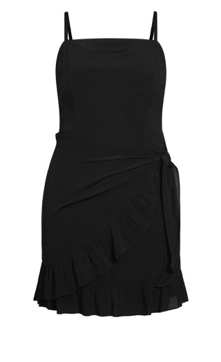 Sweet Youth Dress - black