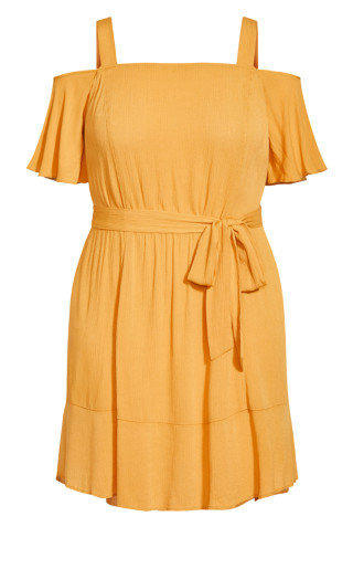 Paradise Dress - sunshine