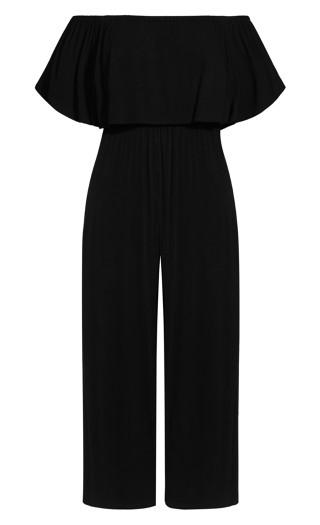 Sunset Jumpsuit - black