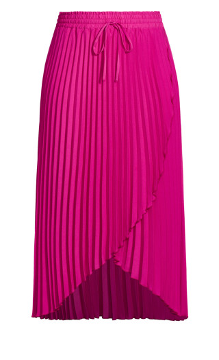 Synergy Skirt - shock pink