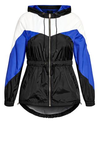Splice Fire Up Jacket - black