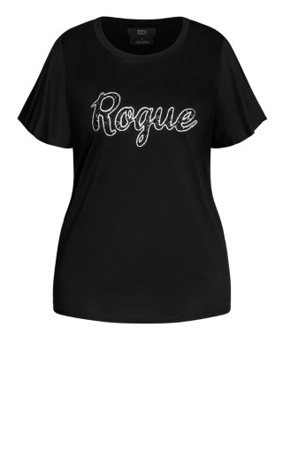 Rogue Top - black