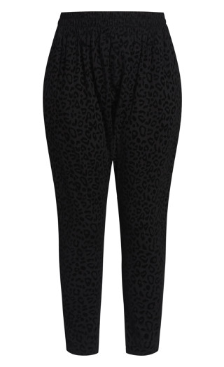 Cheetah Jogger - black