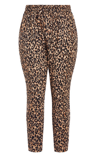 Animal Jogger - leopard
