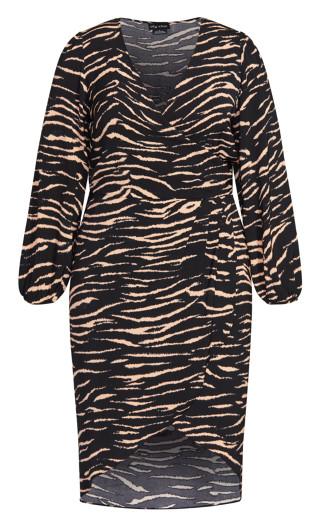 Luxe Dress - black