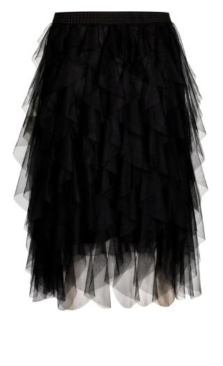Wild Pixy Skirt - black