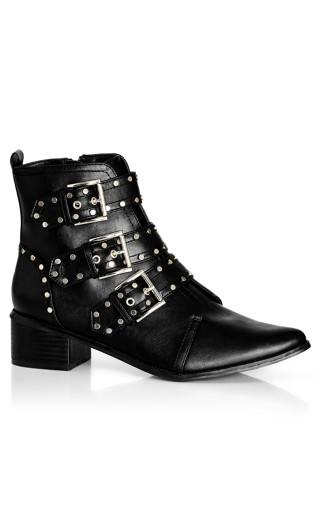 Zeta Boot - black