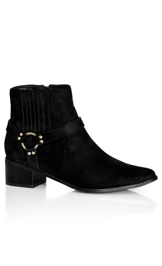 Anete Boot - black