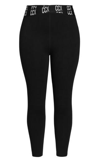 Active Full Length Legging - black