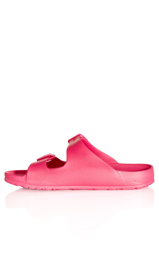 Erica Sandal - hot pink