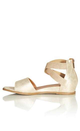 Nala Sandal - gold